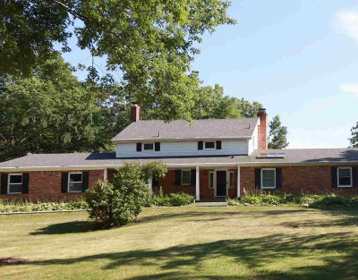 Washtenaw County Single Family Home Contingent - Financing: 2090 E Northfield Church Rd