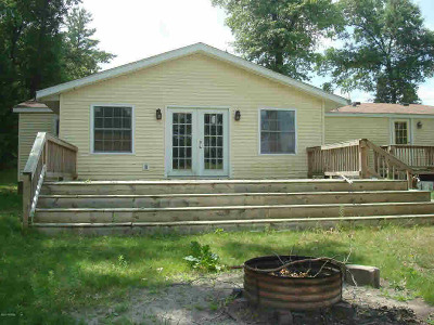 Montgomery MI Single Family Home For Sale: $95,900