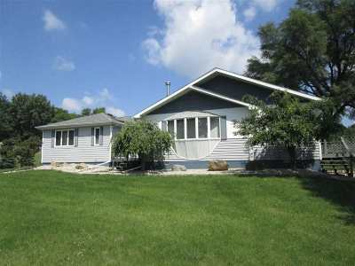 Single Family Home For Sale: 13174 Hill Highway