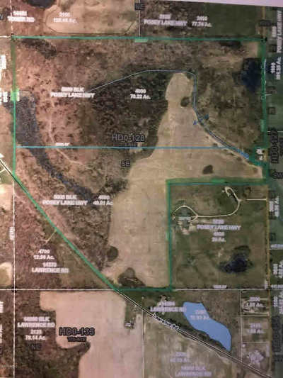 Hudson MI Residential Lots & Land For Sale: $495,000