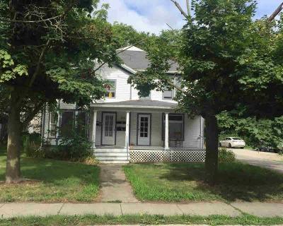 Washtenaw County Multi Family Home For Sale: 105 N Hamilton St