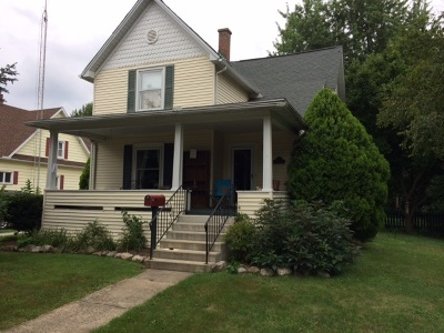 Single Family Home For Sale: 209 Gasner