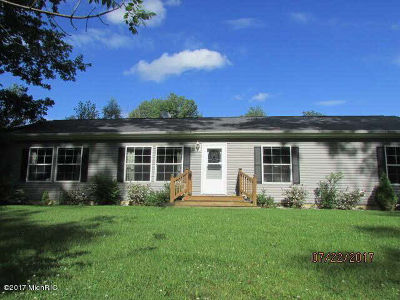 Camden MI Single Family Home For Sale: $134,900