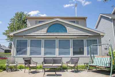 Manitou Beach MI Single Family Home For Sale: $375,000