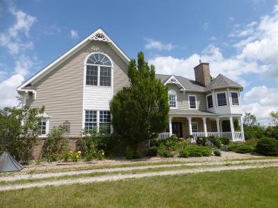 Ann Arbor Single Family Home For Sale: 5050 Pleasant Lake Rd