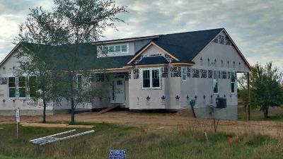 Single Family Home For Sale: 2814 Prairie Ridge Dr