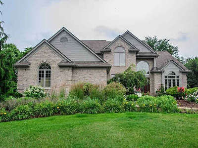 Washtenaw County Single Family Home For Sale: 853 Chipshot