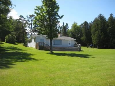Single Family Home For Sale: 26199 S Point Rd