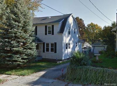 Jackson Single Family Home For Sale: 705 Gettysburg Ave