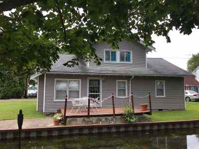 Manitou Beach MI Single Family Home For Sale: $178,900
