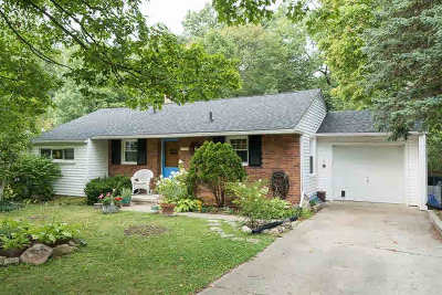 Washtenaw County Single Family Home Contingent - Financing: 1620 Arbordale St