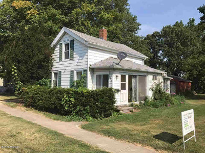 Single Family Home For Sale: 210 W Leigh St