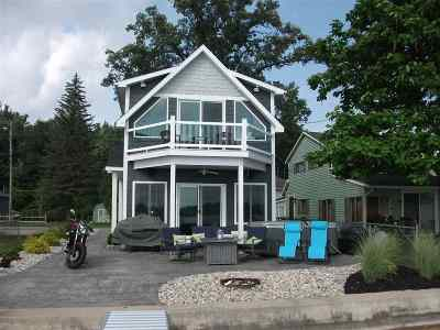 Manitou Beach MI Single Family Home For Sale: $399,900