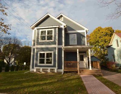 Washtenaw County Single Family Home For Sale: 822 W Jefferson St