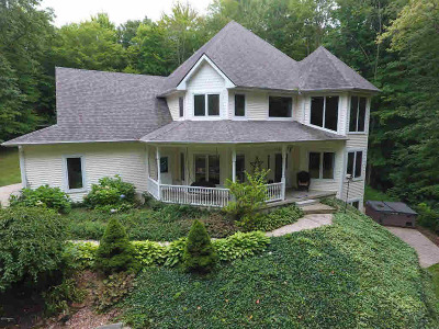 Reading MI Single Family Home For Sale: $344,900