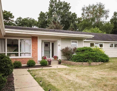 Washtenaw County Single Family Home Contingent - Financing: 2511 Ellis Rd