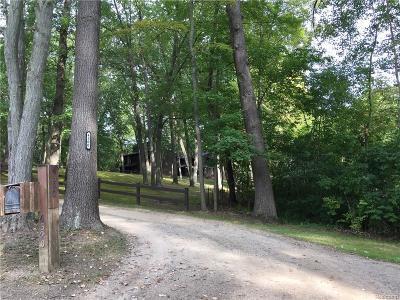 Grass Lake MI Single Family Home For Sale: $329,900