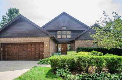 Washtenaw County Single Family Home For Sale: 2361 Delaware Dr