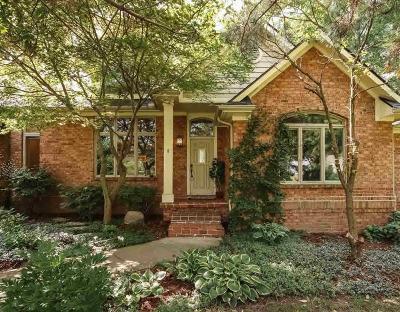 Washtenaw County Single Family Home Contingent - Financing: 2181 Trillium Woods