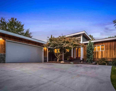 Washtenaw County Single Family Home For Sale: 2274 Newport Rd