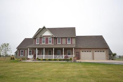 Adrian MI Single Family Home For Sale: $445,000