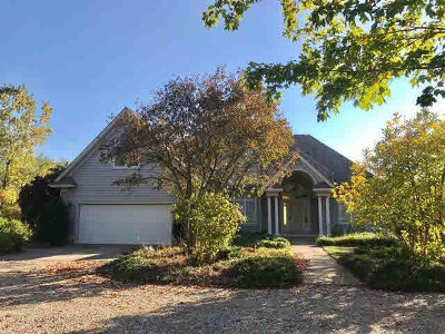Washtenaw County Single Family Home Contingent - Financing: 2600 Notten Rd