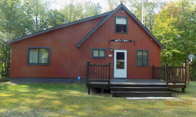 Mosherville MI Single Family Home For Sale: $275,000