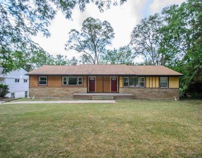 Washtenaw County Multi Family Home For Sale: 2130 Washtenaw Ave