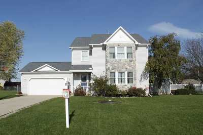 Onsted MI Single Family Home For Sale: $189,875