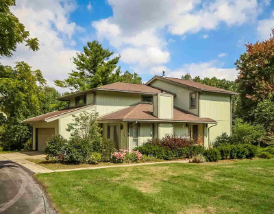 Washtenaw County Single Family Home For Sale: 6415 Crane Rd