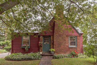 Washtenaw County Single Family Home Contingent - Financing: 912 Hutchins Ave