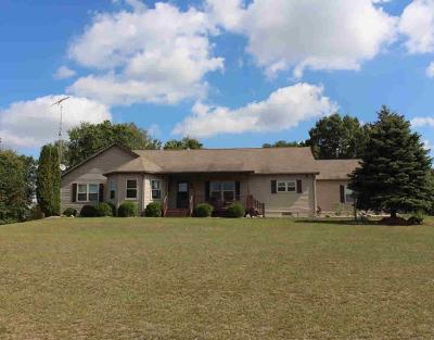 Single Family Home For Sale: 3412 Fishville