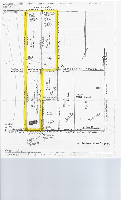 Manitou Beach MI Residential Lots & Land For Sale: $165,000