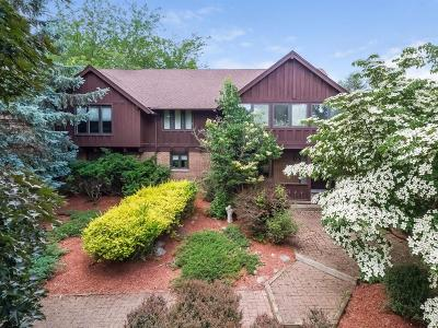Ann Arbor Single Family Home For Sale: 4140 Miller Rd