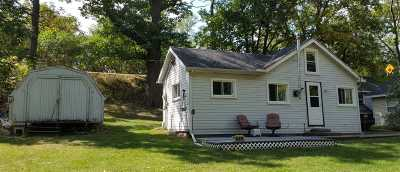 Single Family Home For Sale: 11871 Onsted Hwy