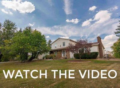 Adrian MI Single Family Home For Sale: $339,000
