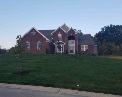 Washtenaw County Single Family Home For Sale: 10217 Valley Farms Rd