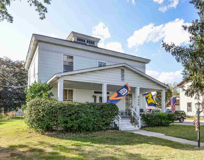 Washtenaw County Multi Family Home For Sale: 9429 Main St