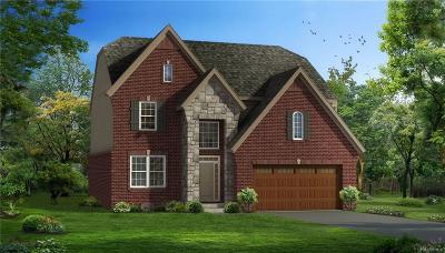 South Lyon Single Family Home For Sale: 210 Singh Blvd