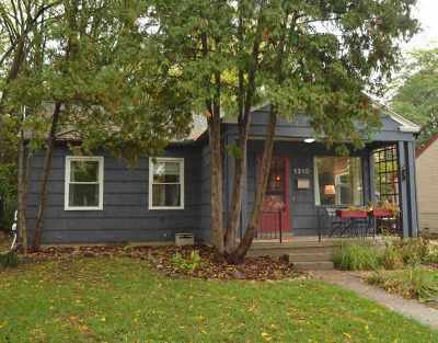 Washtenaw County Single Family Home Contingent - Financing: 1210 Miller Ave