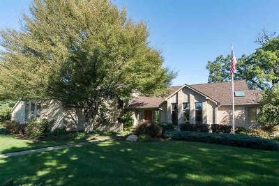 Washtenaw County Single Family Home For Sale: 285 High Orchard Dr