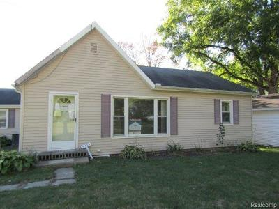Single Family Home For Sale: 5354 Albion Rd