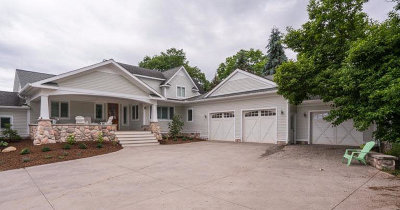 Washtenaw County Single Family Home For Sale: 7753 Hashley Rd