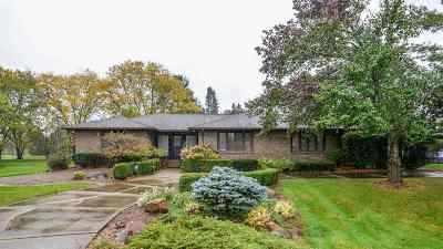 Washtenaw County Single Family Home Contingent - Financing: 3039 Timberview