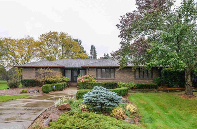 Washtenaw County Single Family Home Contingent - Financing: 3039 Timberview Rd