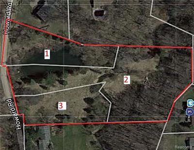 Farmington Hill Residential Lots & Land For Sale: 36391 Howard Rd