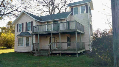 Manitou Beach MI Single Family Home For Sale: $289,900