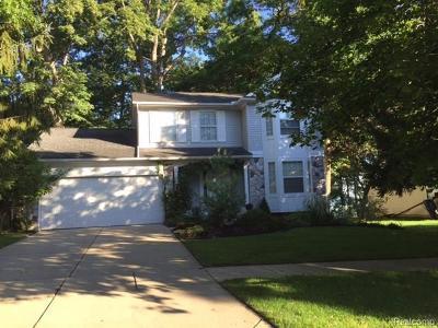 Ypsilanti MI Single Family Home For Sale: $319,900