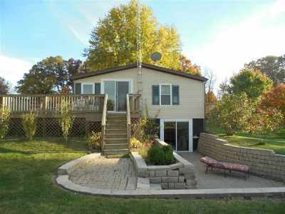 Hillsdale MI Single Family Home For Sale: $149,900