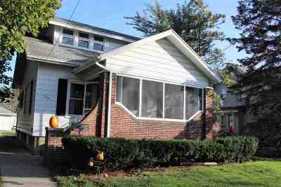 Single Family Home For Sale: 503 Giles